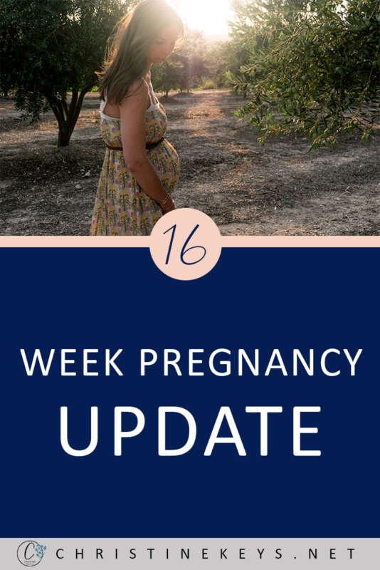 16 Week Pregnancy Update || All my pregnancy symptoms for 16 weeks, as well as how I'm doing. #pregnancy #16weeks #motherhood #baby #parenting