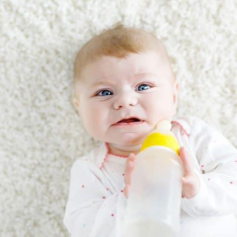How to Overcome a Bottle Feeding Aversion