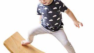 HAN-MM Wooden Wobble Balance Board