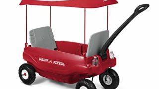 Radio Flyer Deluxe All-Terrain Family Wagon