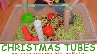 Christmas Tubes