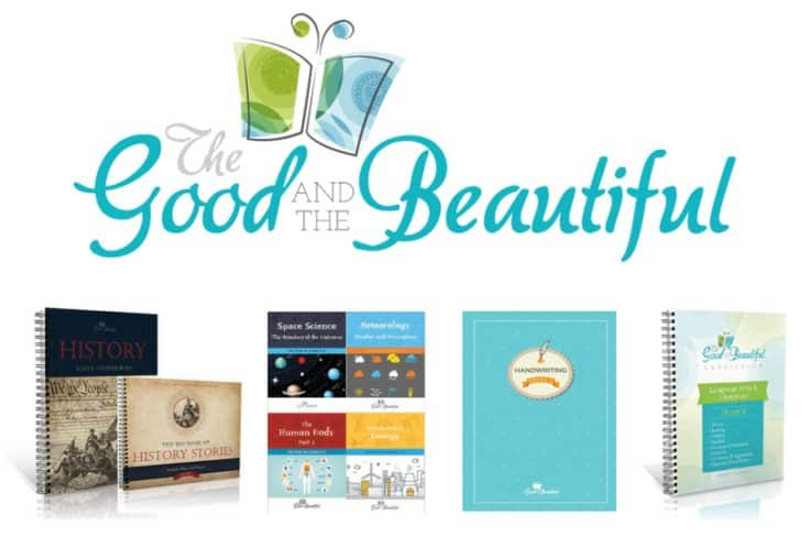 The Good And The Beautiful Curriculum Review