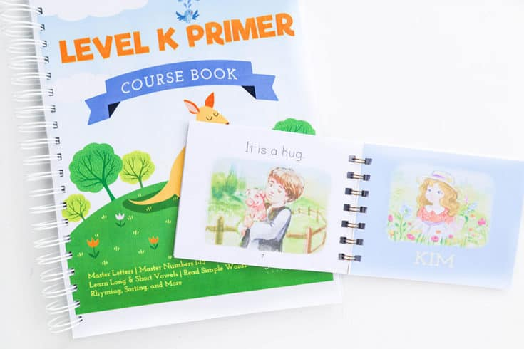 The Good and the Beautiful Level K Primer