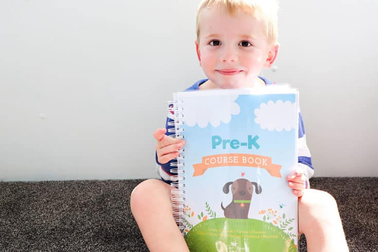 An Honest Review of The Good & The Beautiful Level Pre K