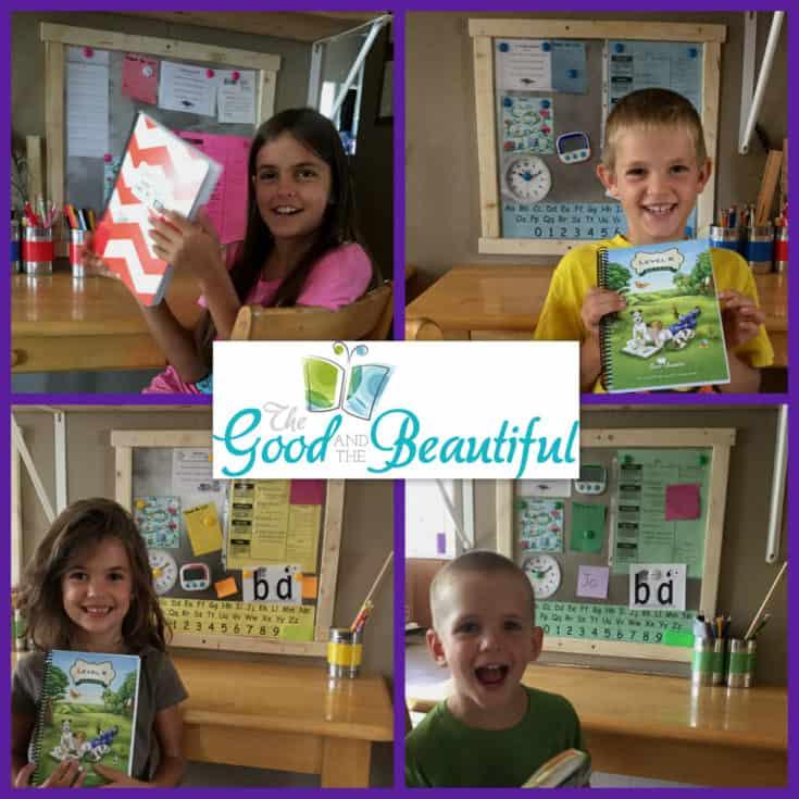 "An Honest & Thorough Review: ""The Good & the Beautiful"" HomeschoolCurriculum"
