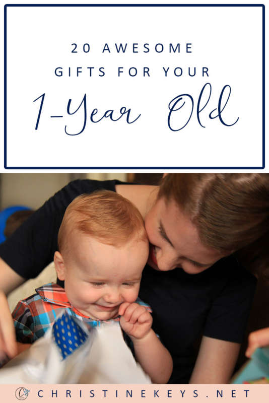 20 Awesome Gift Ideas For 1 Year Olds