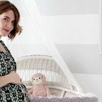 30 Week Pregnancy Update: Nursery Sneak Peek!