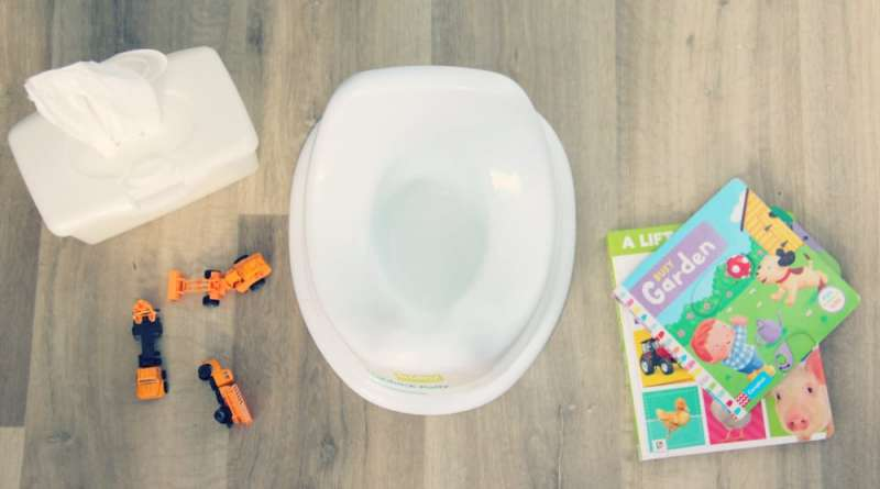 4 Tips for Successful Potty Training