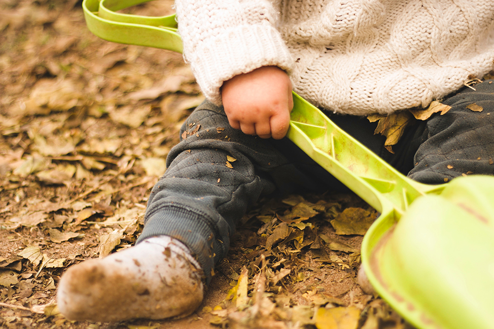 5 Cheap and Easy Outdoor Activities for Toddlers