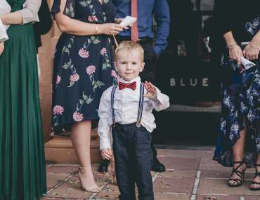 5 Things to Do When You Have Kids in a Wedding