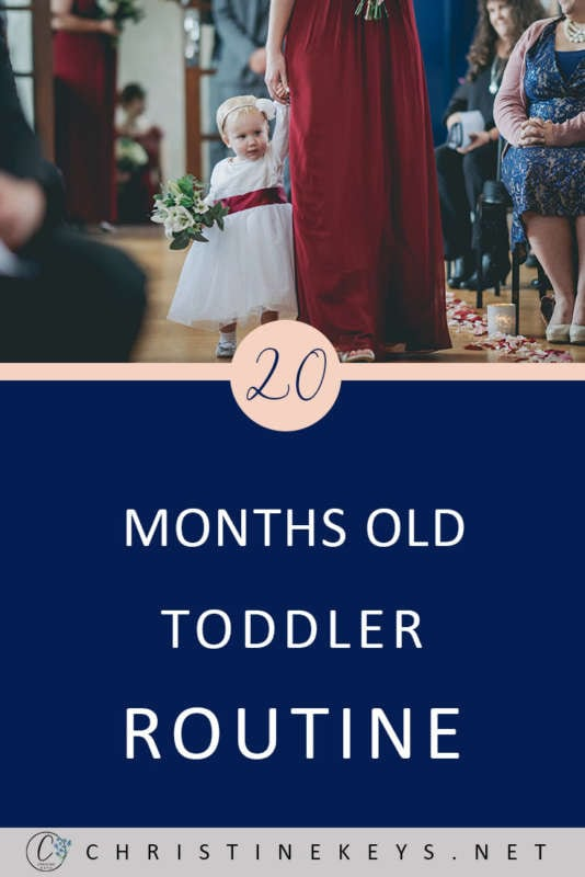 20-Months Old Toddler Routine || This is Annie's summary for June 2018. All her milestones and the routine she had at 20-months old. #toddler #routine #toddlerroutine #parenting #motherhood #toddlergirl #toddlerroutine #sleep #napschedule
