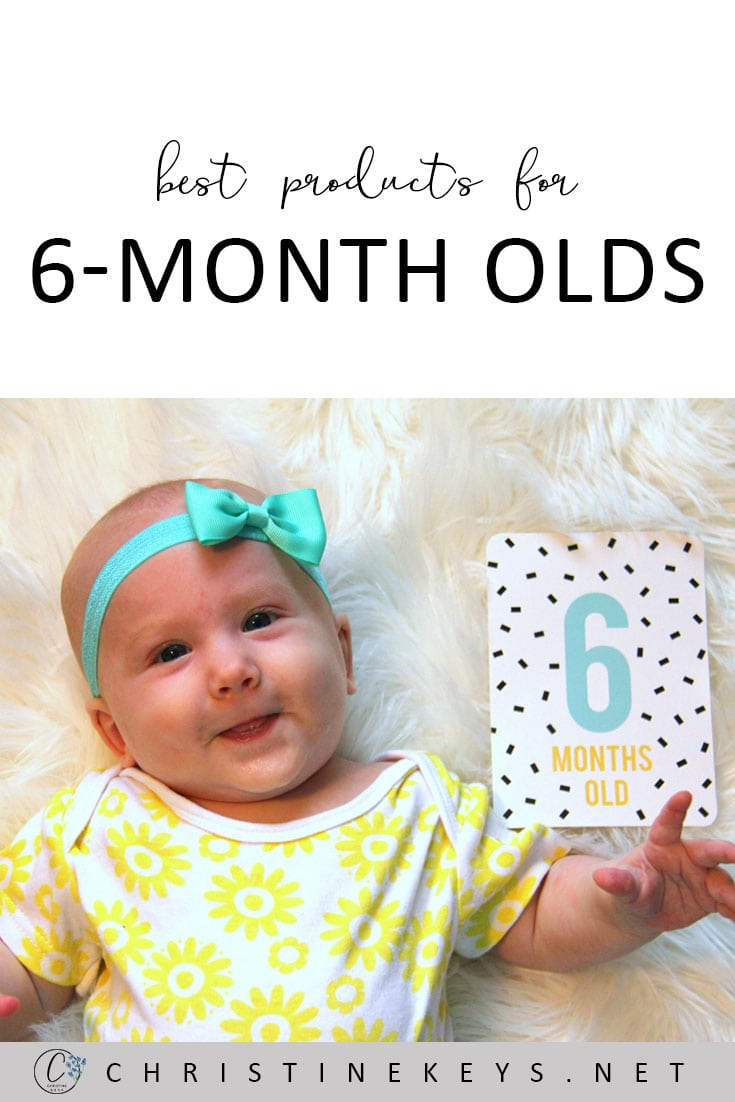 6 month old baby girl