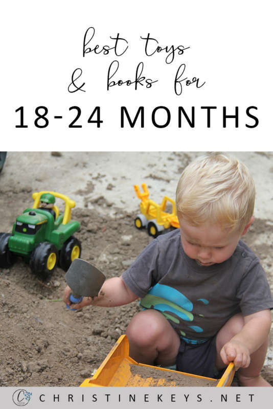 Baby Toys 18 24 Months : Best toys books for months jack s year update