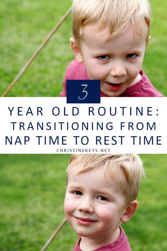 3 Year Old Routine: Transitioning from Nap Time to Rest Time || Find out how we've been dealing with changes in sleep habits as well as behaviour. #parenting #toddler #naptime #naps #toddlersleep #motherhood