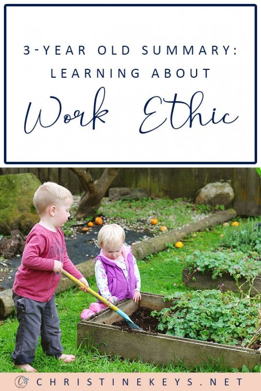 3-Year Old Summary: Learning About Worth Ethic || Find out how we've been dealing with changes in sleep habits as well as behaviour. #parenting #toddler #naptime #naps #toddlersleep #motherhood