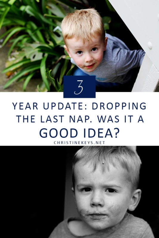 3 Year Update: Dropping the Last Nap. Was it a Good Idea? || Jack's update at 3 years, 4 months. We officially moved to rest time. Was it a good idea? #parenting #toddlers #routine #motherhood #naps #toddlersleep