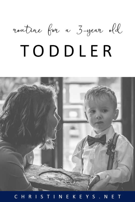 Routine For A 3-Year Old Toddler || Here is Jack's routine and update for June 2018. Find out how we dealt with some sleep and behaviour challenges this month. #parenting #toddler #behaviour #wedding #pageboy #motherhood #routine #toddlerroutine #toddlerproducts