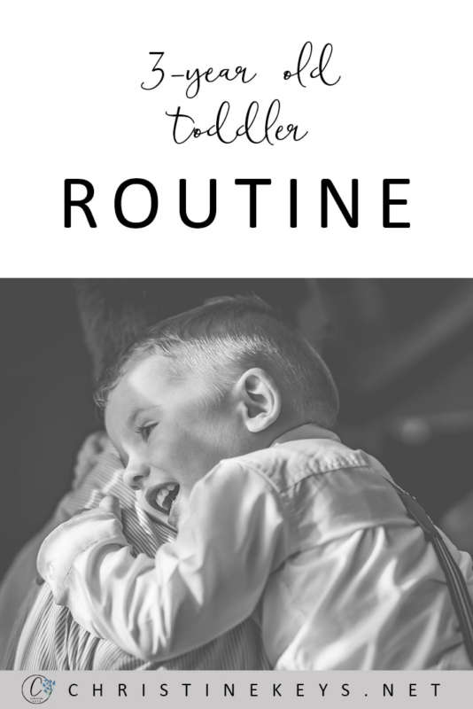 3-Year Old Toddler Routine || Read about Jack's routine and milestones in his May 2018 summary. #toddler #routine #napschedule #naproutine #toddlersleep #parenting #motherhood