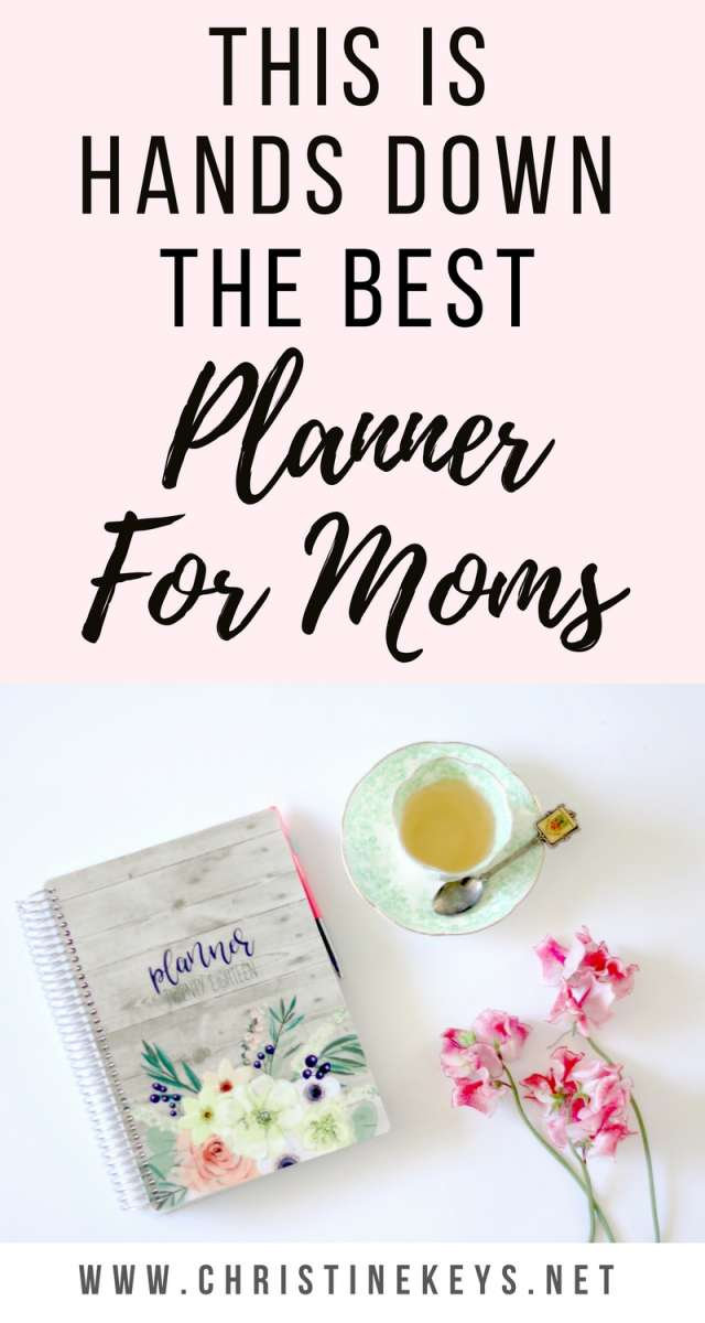 This Is Hands Down The Best Planner For Moms | If you're looking for a do-it-all kind of planner then this is it! It is stunningly designed with many design options to choose from. It does all the hard work for you while allowing plenty of options to customize it to suit your needs and preferences.