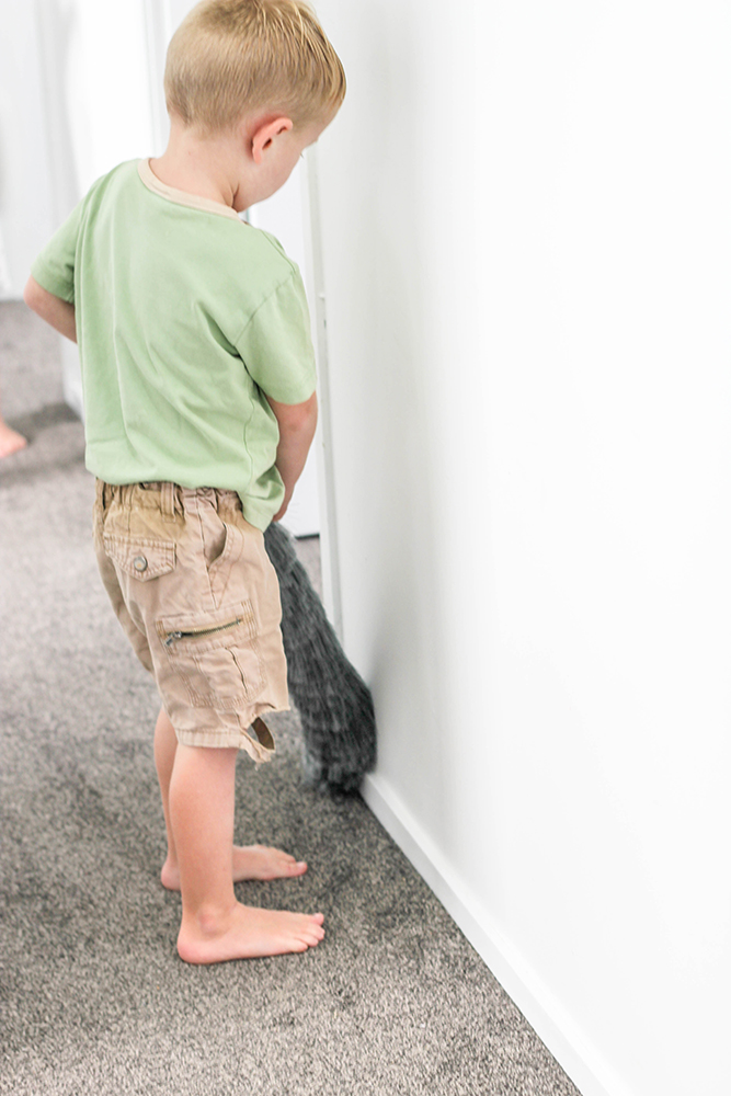 All the Chores that Your 4 Year Old Can Do