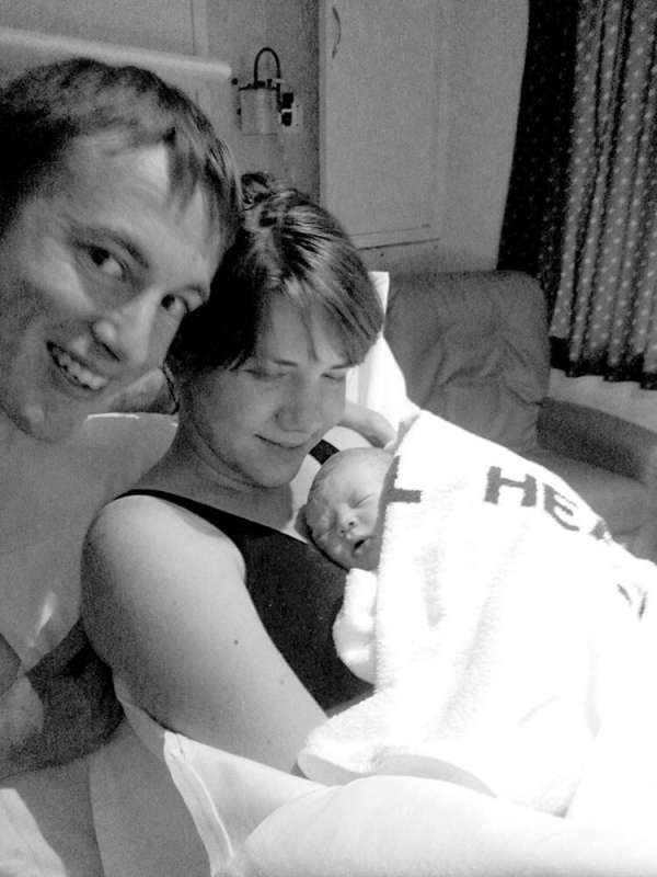 Becoming a First-Time Mama: Jack's Birth Story