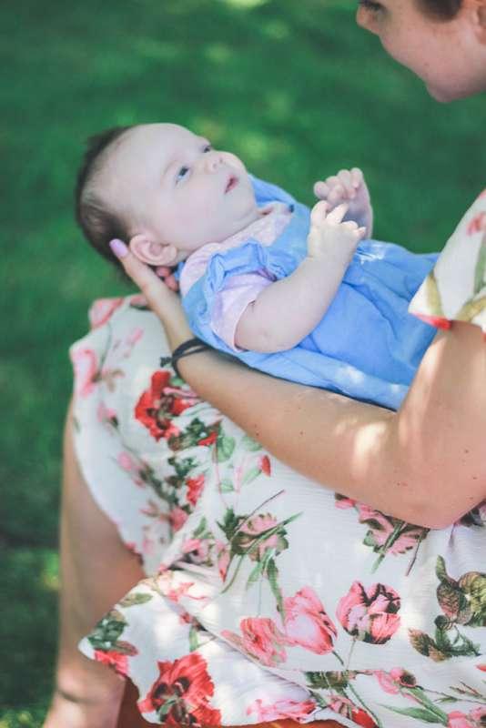 Week Nine: Charlotte's Newborn Summary