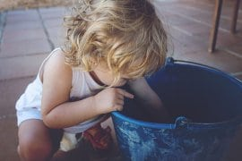 Chores that Your 2-Year Old Can Do