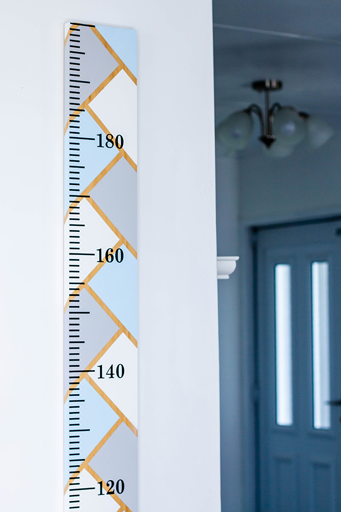 Measurement ruler
