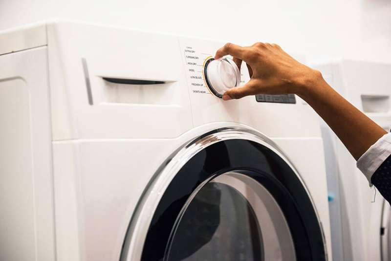 How to Consistently Keep on Top of the Laundry