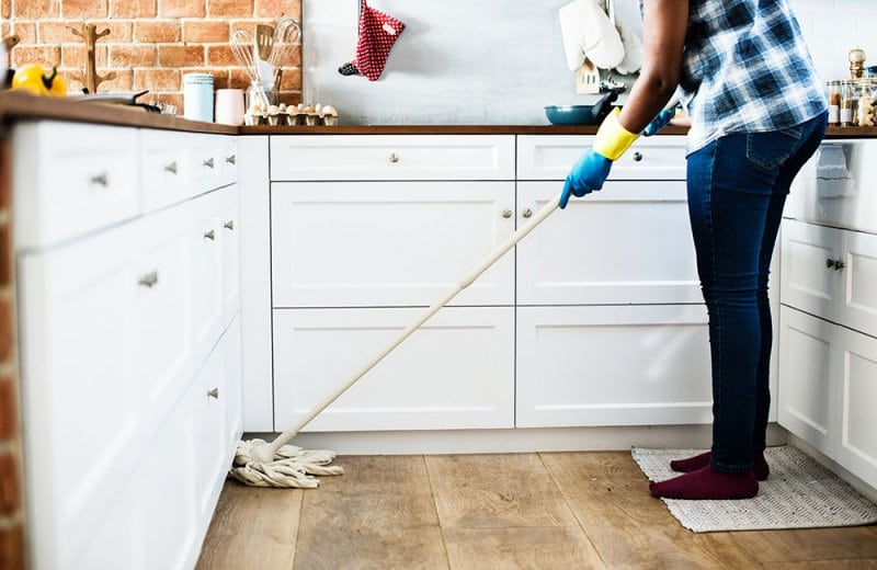 How to Have a Clean Home When You Have Small Children