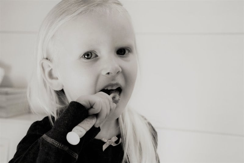 Teethbrushing Tips for Toddlers