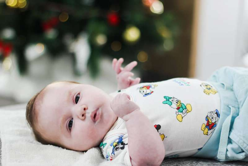 Week Eight: Charlotte's Newborn Summary