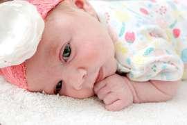 Week Four: Charlotte's Newborn Summary