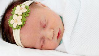 Week One: Charlotte's Newborn Summary