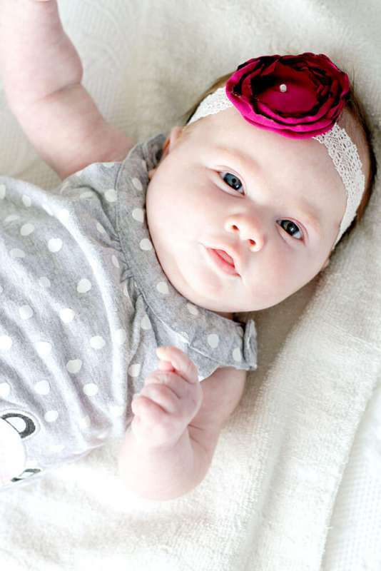 Week Six: Charlotte's Newborn Summary