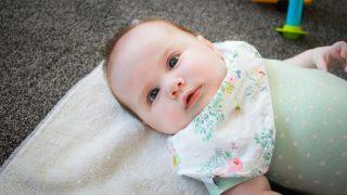 Week Thirteen (Three Months): Charlotte's Newborn Summary