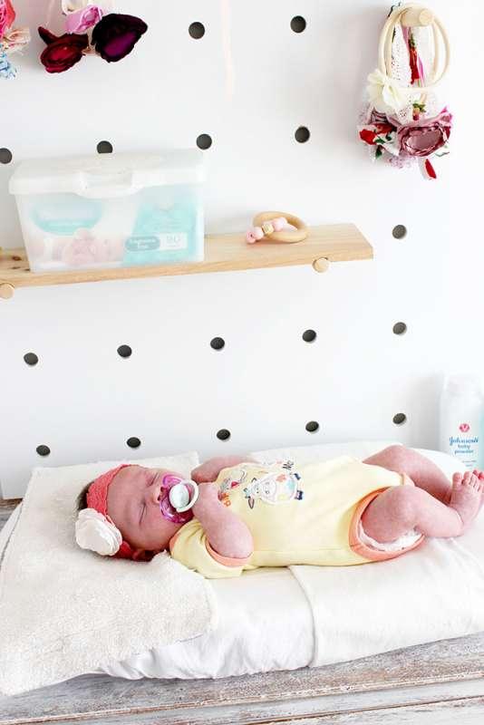 Week Three: Charlotte's Newborn Summary