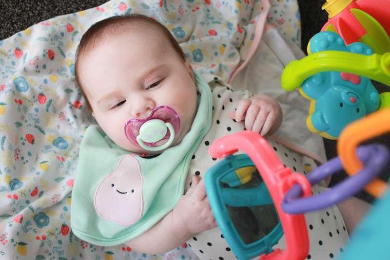 Week Twelve: Charlotte's Newborn Summary