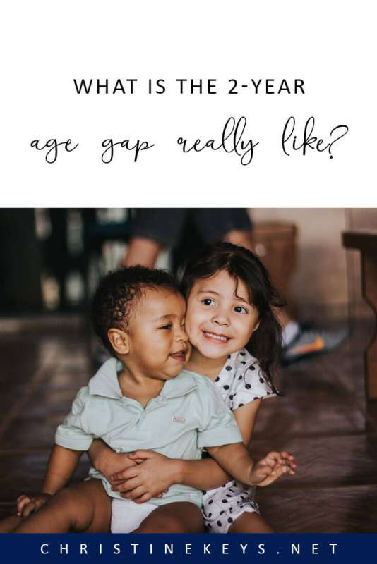 What is the 2-Year Age Gap Really Like? || Are you planning to have a baby or already expecting? You might be wondering what having two children 2-years apart in age will be like. Find out the pros and cons in this post. #parenting #siblings #babies #motherhood #newborn #pregnancy #family