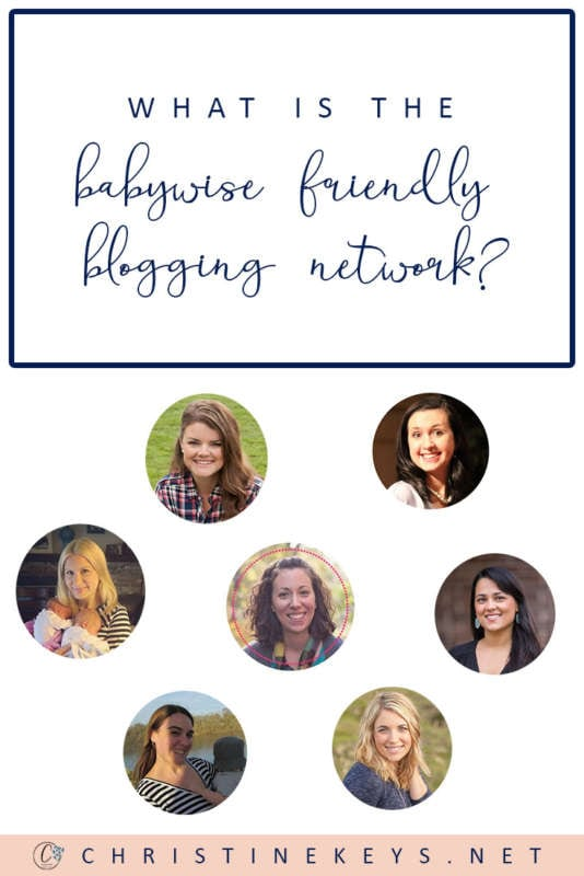 What Is The Babywise Friendly Blogging Network? || Find out who makes up the BFBN and what we have to offer. #blogging #community #motherhood #network #parenting #babywise #sleepschedules #sleeproutines #babies